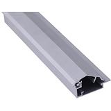 4公分单面斜边碱砂铝材