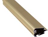 4公分单面金色铝材