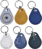钥匙卡,定制钥匙卡,钥匙卡带印刷,深圳钥匙卡