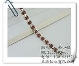 钛手链 生日手链 名字戒指定做 时尚的礼物送给TA 刻字手链