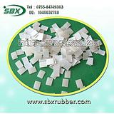 供应耐高温背3M胶硅胶垫片
