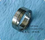供应情侣戒指定做 不变色时尚戒指定做 2013新品纪念戒指