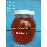 200ml耳朵罐头玻璃瓶,徐州玻璃瓶生产商