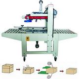 酒厂专用自动封箱机 纸箱胶带封箱机 封箱机厂