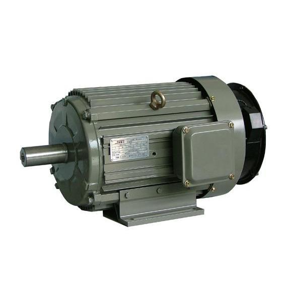 YPNC主轴变频电机概述:  YPNC系列主轴专用马达时结合诸多机床领域实际运行工况候进一步设计研发而成,根据使用场合分成低惯量A系列和强过载B系列两种规格,为数控机床及特殊的主轴驱动行业提供更优质的传动力,配合变频器候具有较宽的调速范围,低速性能、高速性能较普通专用电机更优越,外形美观大方,是机床行业,主轴驱动行业理想的换代产品。 YPNC主轴变频电机特点: 合理的磁场设计,磁密分布,使马达工作在更宽频率范围,运行更安静。 IP54防护之设计,散热更合理B级温升设计,F级绝缘制造,使用特殊调质轴料,马达
