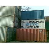 上海便宜的旧的集装箱哪里出售,二手集装箱活动房价格