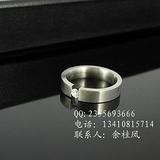 加工时尚戒指 指环戒指加工 男士戒指加工 定做名字戒指 刻字