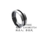 女士戒指加工 加工纪念戒指 加工女士戒指 定做925纯银字母