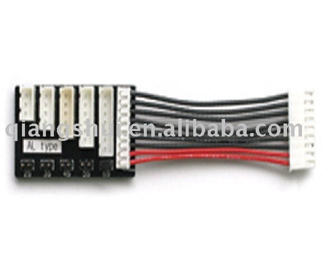 xt60电池并充板,锂电池充电板,航模配件