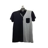 温州市杰可尼服饰 男式夏季短袖翻领休闲衬衫