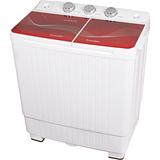慈溪天拓电器 厂家直销品牌洗衣机S150红