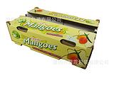 供应C瓦食品盒,蜜猴桃,杨梅,苹果,芒果,桃子,梨等水果食品