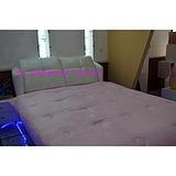 彩虹纳米抗菌磁疗床垫|理疗床垫|实惠促销