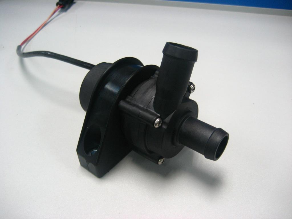 东莞深鹏供应电动汽车发动机冷却无刷水泵 参数可定制