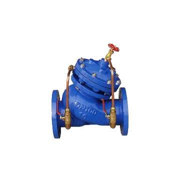 f745x活塞式遥控浮球阀水箱液位控制阀