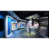聊城企业陈列室展陈布展|多媒体展厅设计
