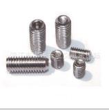 厂家直销 大量供应 不锈钢凹端紧定 欢迎选购