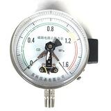 YXC-100磁助电接点压力表北京电接点压力表价格