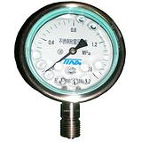 YTFN不锈钢耐震压力表