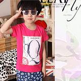 热卖2013夏装新款韩版童装短袖中大男童多色T恤 印花字母
