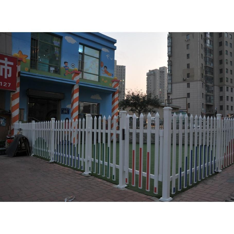 大连pvc护栏,别墅pvc护栏,庭院pvc护栏,幼儿园pvc护栏