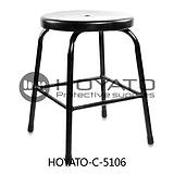 塑胶凳子 员工凳子 餐厅用椅 防静电凳子 四脚园凳