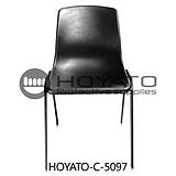 好亚通塑胶椅 防静电椅 四脚椅 靠背椅子 防静电椅子 加固椅