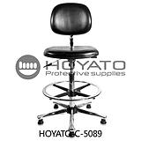 促销皮革椅 防静电工业椅 办公椅 职员椅 升降椅 五星脚办公椅