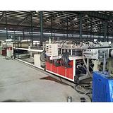 沈阳PVC塑料建筑模板生产线