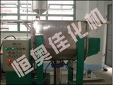广东卧式粉料混合机,双螺旋混合设备,粉体搅拌机