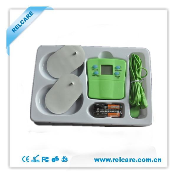 低周波按摩机 康丽低频脉冲理疗仪 多功能电子按摩器 迷你按摩贴理