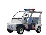 4座电动巡逻车,动力强劲,环保无噪