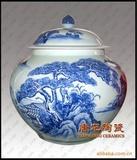 厂家供应景德镇青花瓷,传统手绘青花瓷工艺品,装饰品