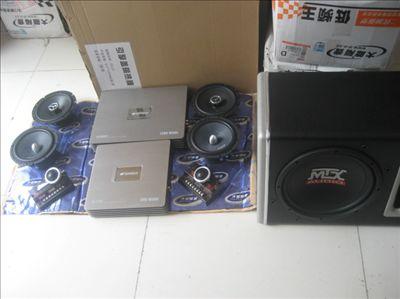 西安汽车音响:现代ix45改装声浪音响升级