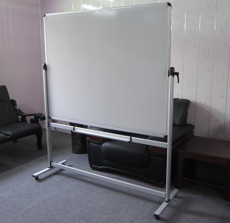 水星移动式双面白板,可移动白板,办公室白板