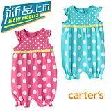 Carter's卡特宝宝平脚哈衣 婴幼儿连体衣 儿童夏季爬爬服外