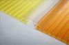 佛山通能建材厂家直销宝蓝色PC阳光板 草绿色PC阳光板 茶色