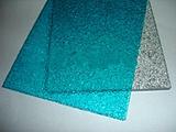 佛山通能建材厂家直销皮纹PC颗粒板 PC波浪板 环保PC板材