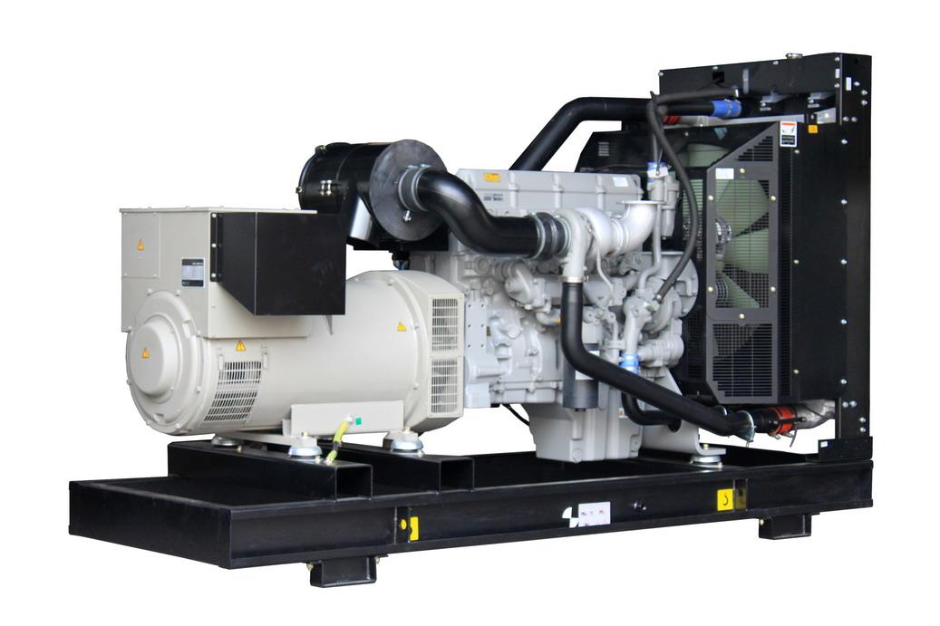 锋德-帕金斯系列柴油发电机组