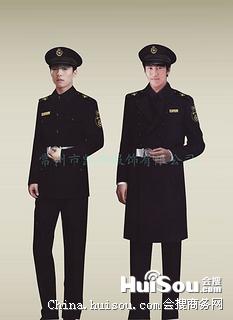 常州凯韵服饰供应黑色西服 保安服