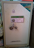 忠厚老实可靠的东莞忠义保险柜箱ZY600人寿年丰