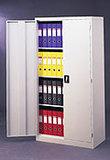 宝安玻璃门文件柜价格,石岩双开门文件柜现货供应