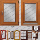 上海生产高档纯木铝木门窗及阳光房