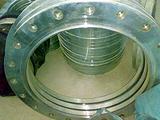 泰州市通用橡胶接头规格_双法兰连接_球体高度