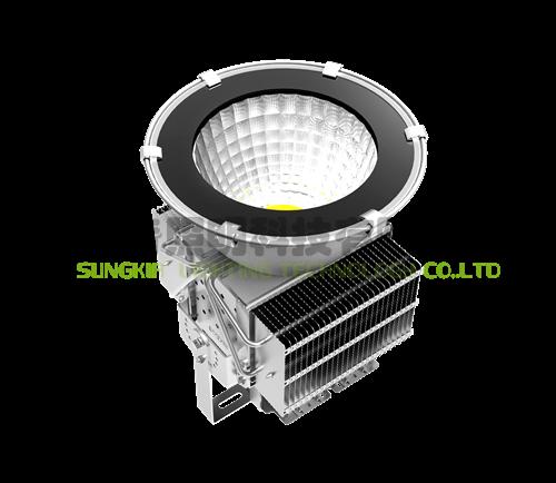 工矿灯低频80-120w无极灯大功率led工矿灯系列   品名型号: sk-gk500w