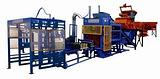安庆空心制砖机路缘石制砖机标砖机设备厂家