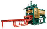 蚌埠水泥制砖机全自动出砖系统建丰财富保障