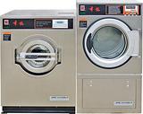 15KG全自动洗脱机配15kg全自动烘干机