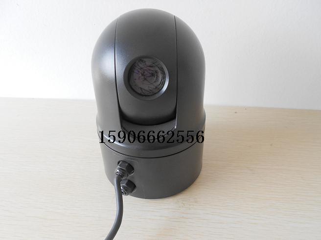高清sdi车载监控云台球形摄像机