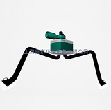 固定式双臂机械式烟尘净化器